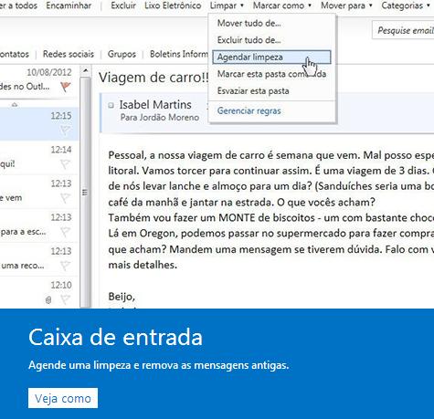 Erro Hotmail - parênteses fora da pergunta