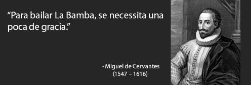 Citação - Cervantes