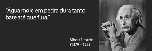 Citação - Einstein