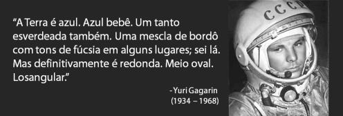 Citação - Gagarin