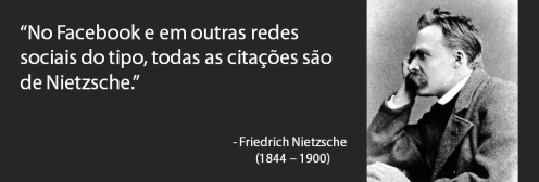Citação - Nietzsche