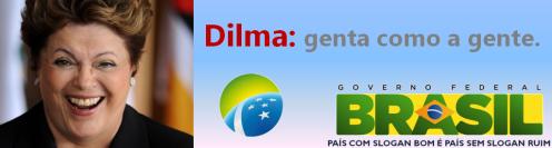 Dilma - genta como a gente