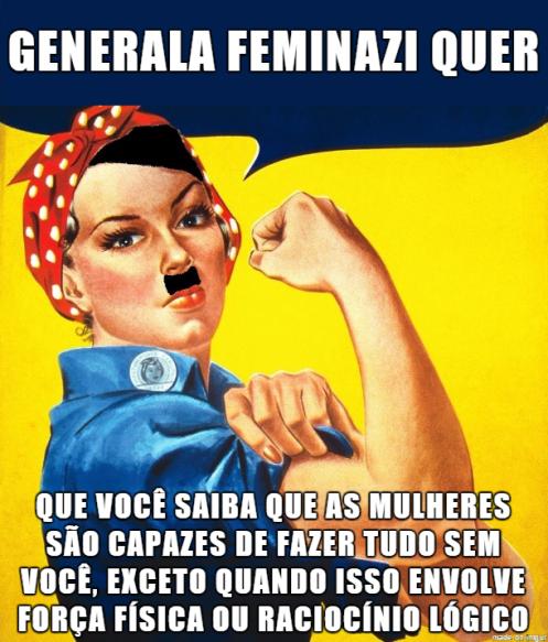 General Feminazi 5