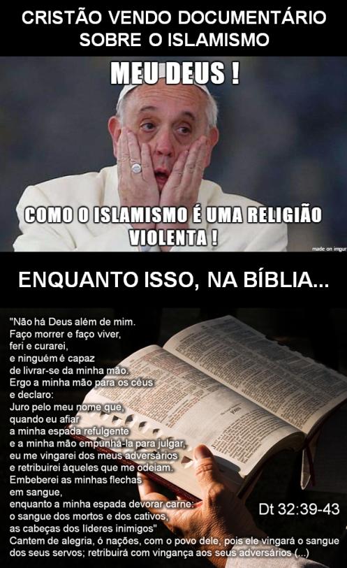 Bíblia violenta