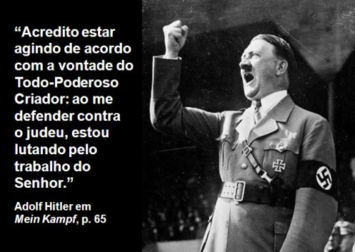 Hitler citação
