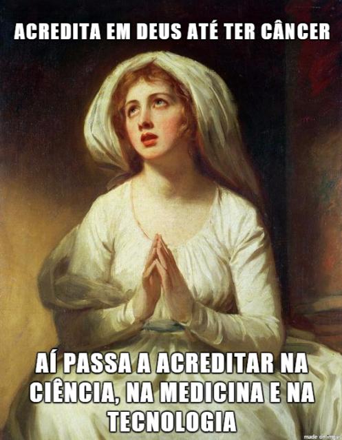 Lady Hamilton praying