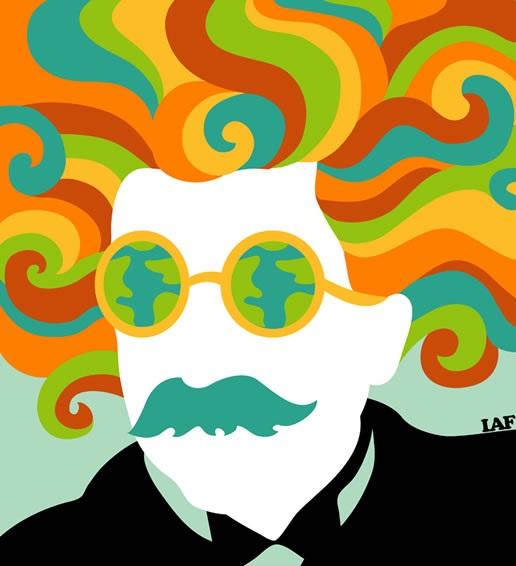 Einstein Psicodélico 2