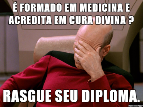 Rasgue seu diploma - Med
