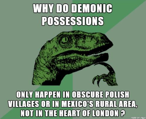 Possessões em inglês
