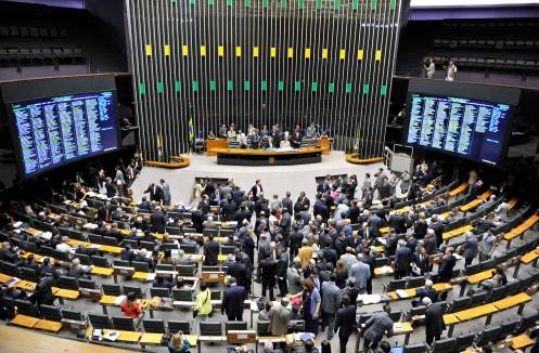 plenário da câmara federal brasília